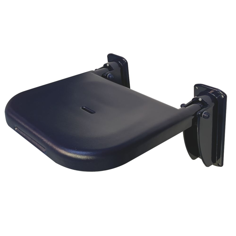 Franke Wall-Mounted Shower Seat Blue