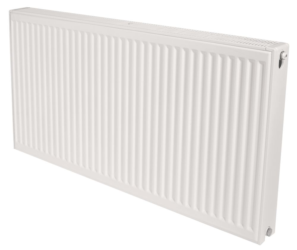 Stelrad Accord Compact Type 22 Double-Panel Double Convector Radiator 450 x 1000mm White 4521BTU