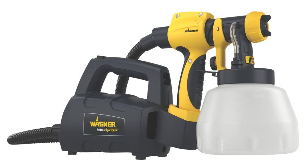 Wagner 2369472 460W Electric Fence & Decking Sprayer 220-240V