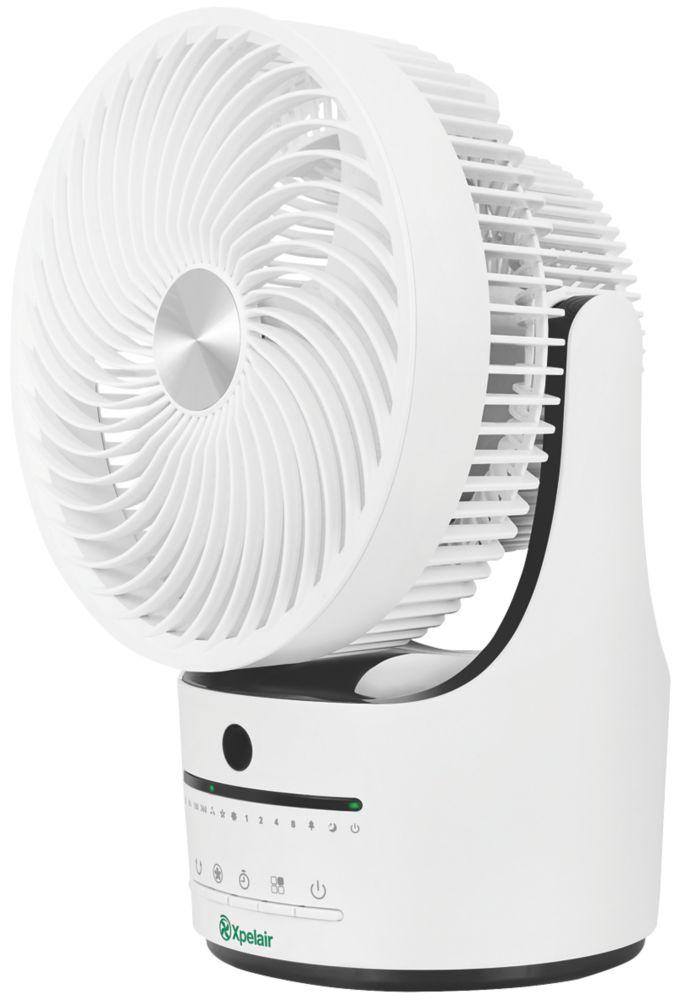 """Xpelair XP360CF 9"""" Desk / Room Fan 230-240V"""
