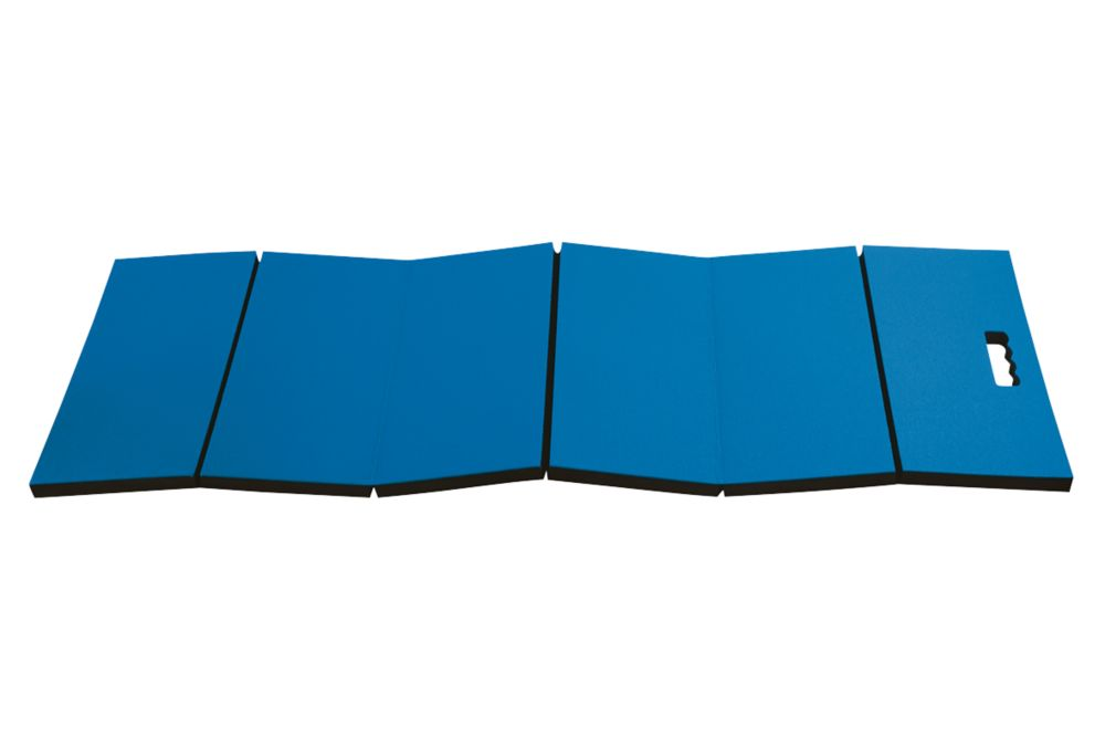 Laser 6083 Folding Mechanics Mat Blue / Black