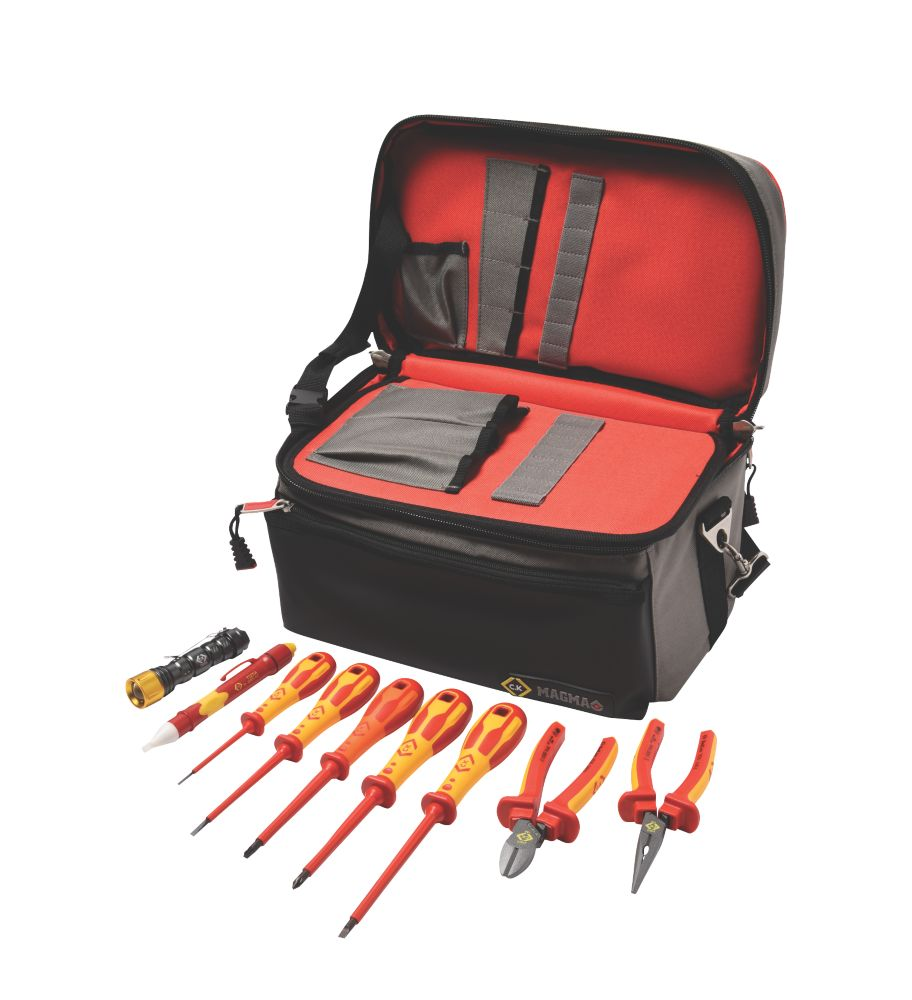 CK Magma  Test Equipment Tool Kit 10 Pieces