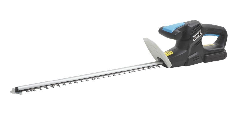 Mac Allister MHTP18LI 52cm 18V 2.0Ah Li-Ion   Cordless Hedge Trimmer