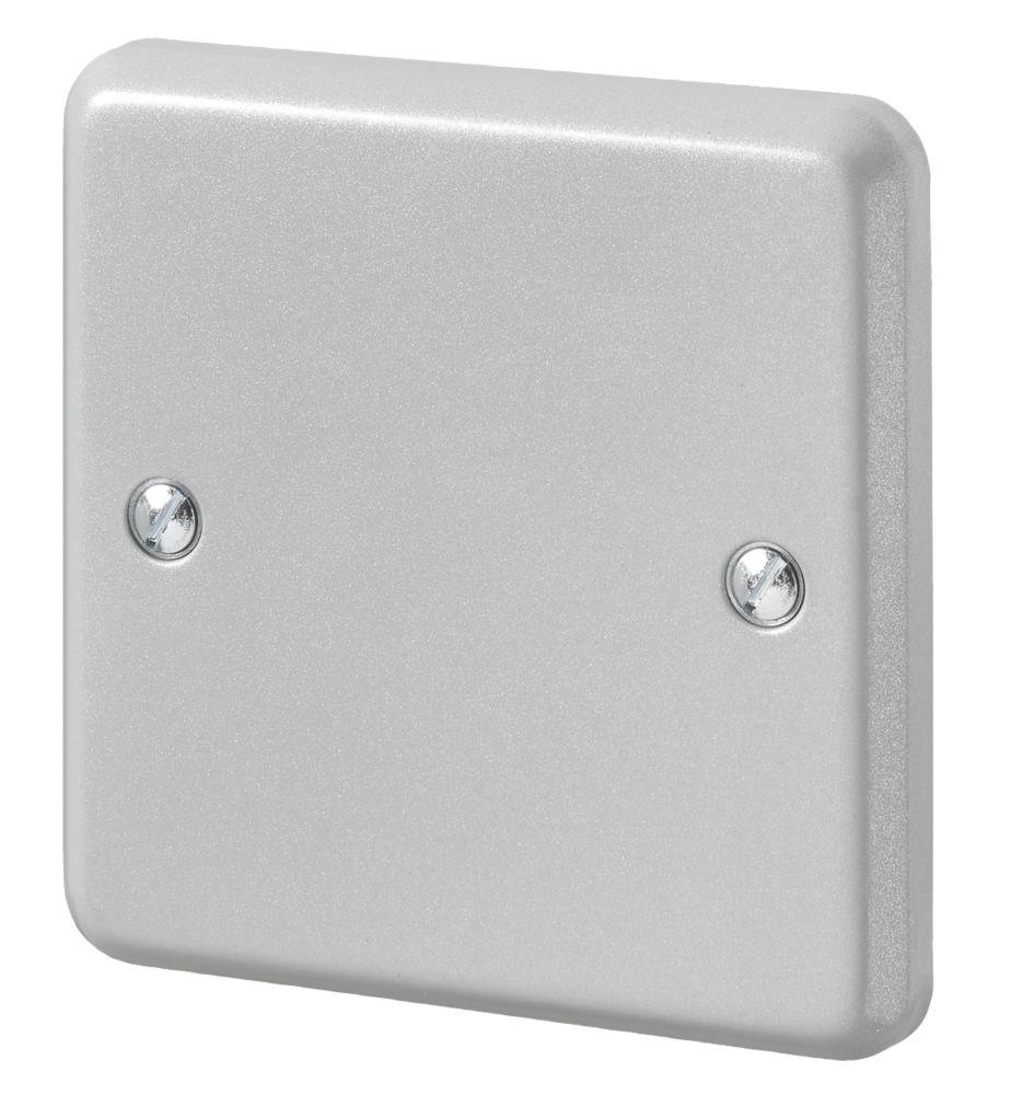 MK Metal-Clad Plus 1-Gang Metal Clad Blanking Plate