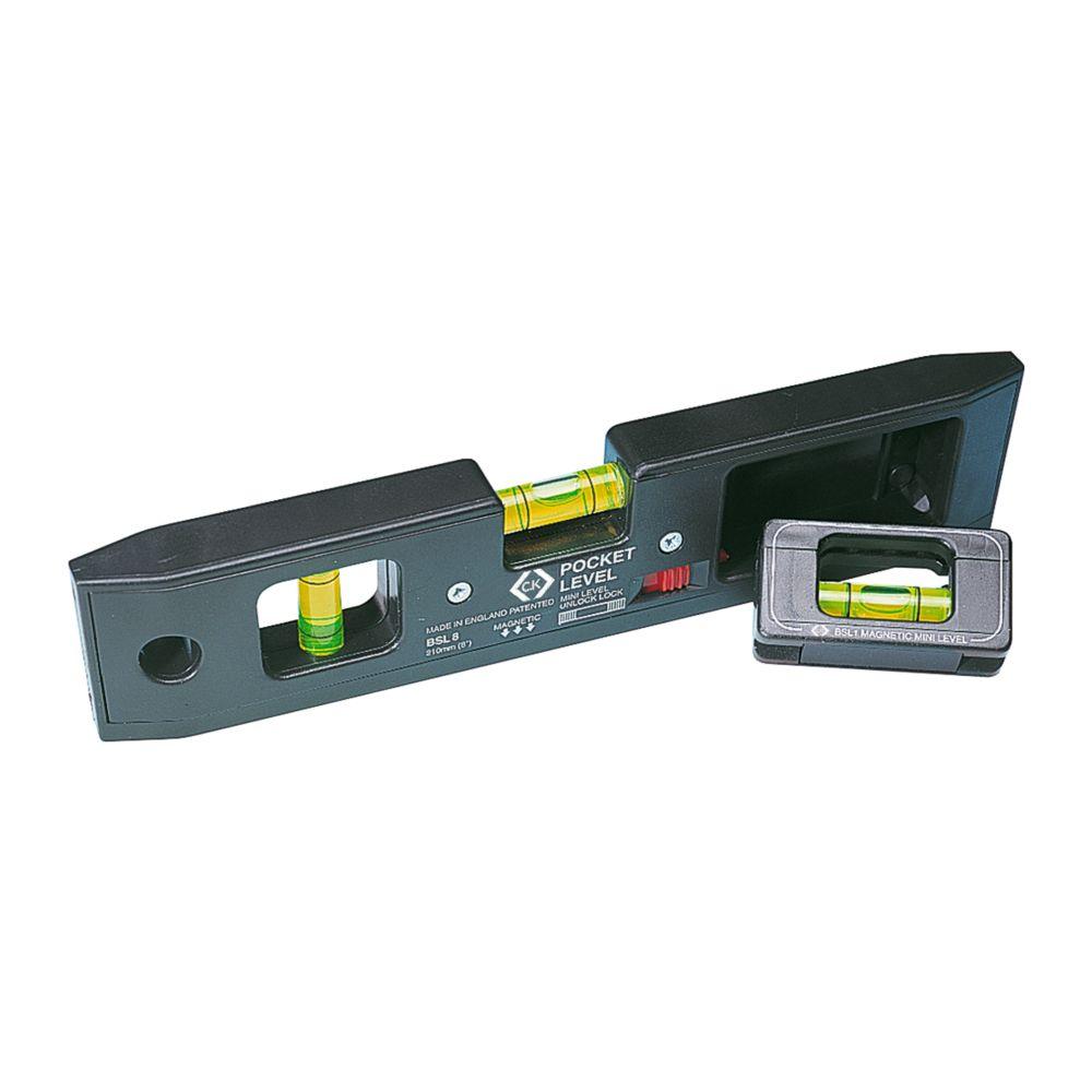 """C.K  Pocket Level 8¼"""" (210mm)"""