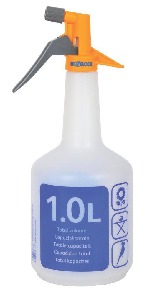 Hozelock Spraymist Translucent Trigger Sprayer 1Ltr