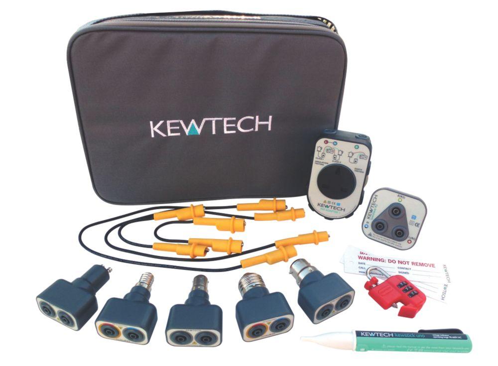 Kewtech KEWTK1 Electrical Testing Kit