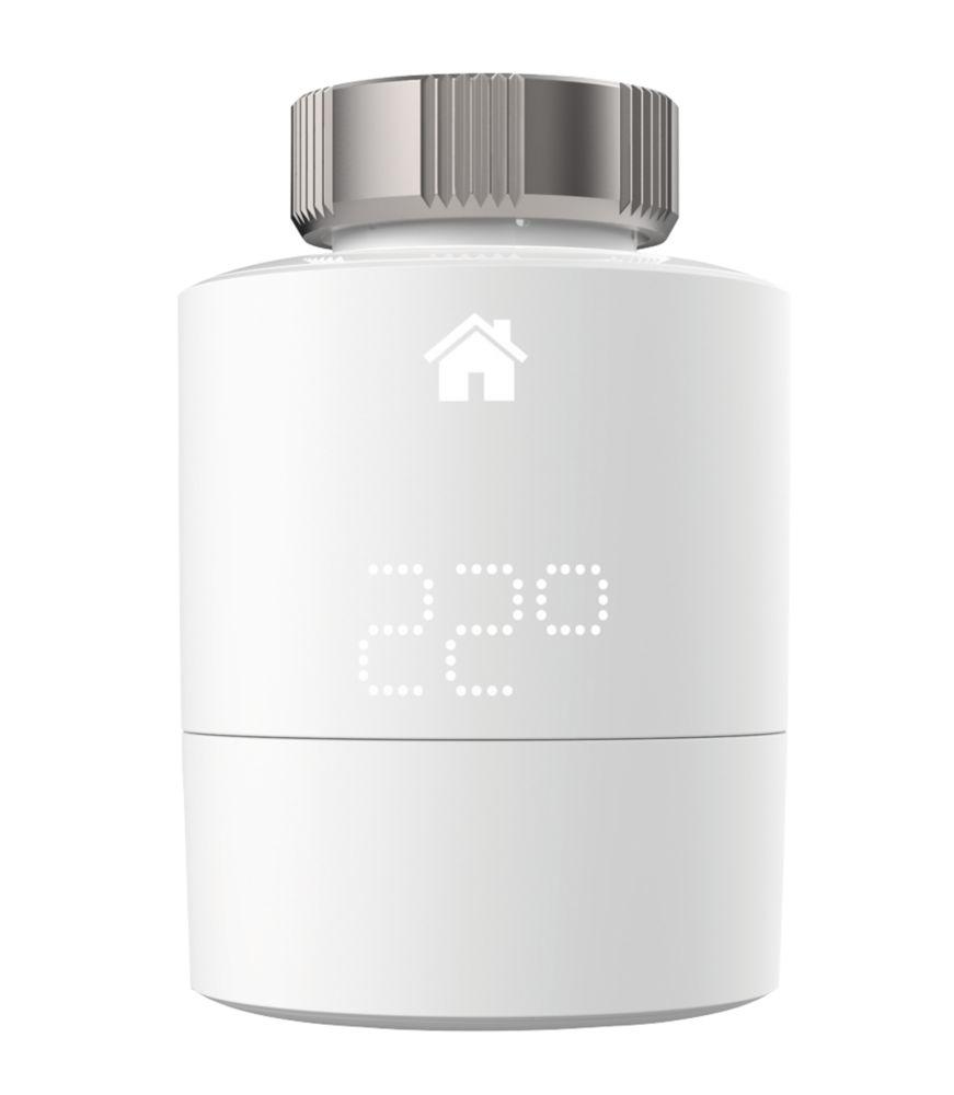 Tado  Horizontal Smart Radiator Thermostat White