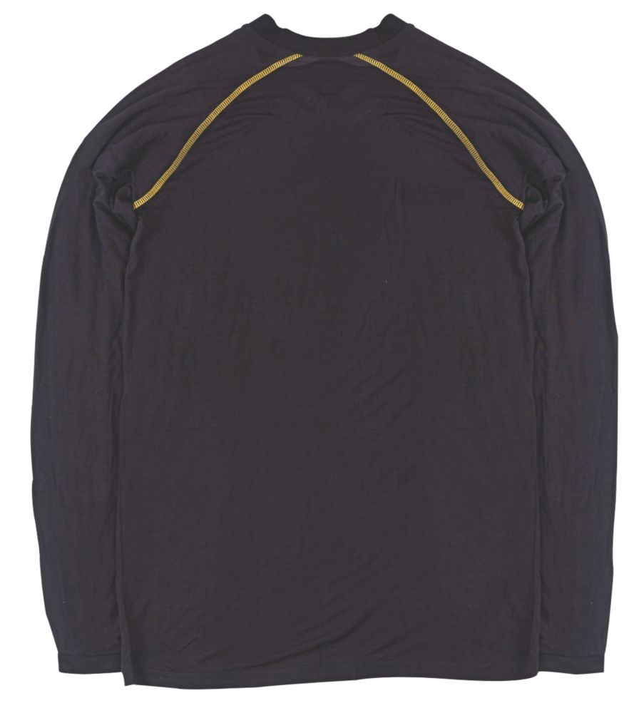 """Site  Base Layer Top Black X Large 40"""" Chest"""