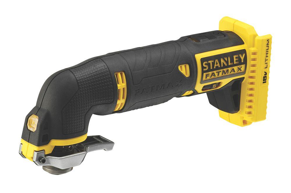 Stanley FatMax FMC710B-XJ 18V Li-Ion   Cordless Multi-Tool - Bare