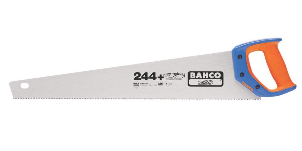 "Bahco  7tpi Wood Handsaw 20"" (500mm)"