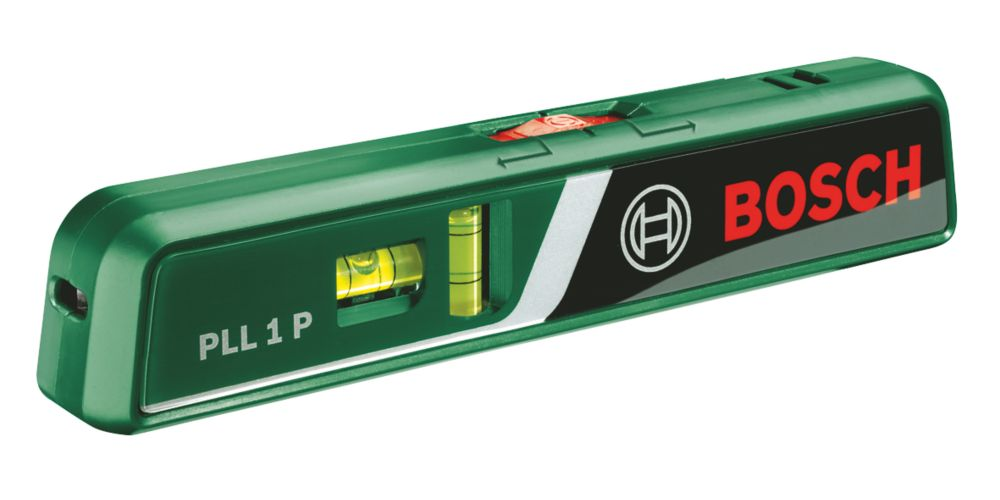 Bosch PLL1P Red  Automatic Line Laser Level