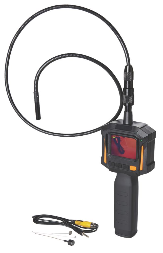 """Magnusson  Inspection Camera With 2⅓"""" Colour Screen"""