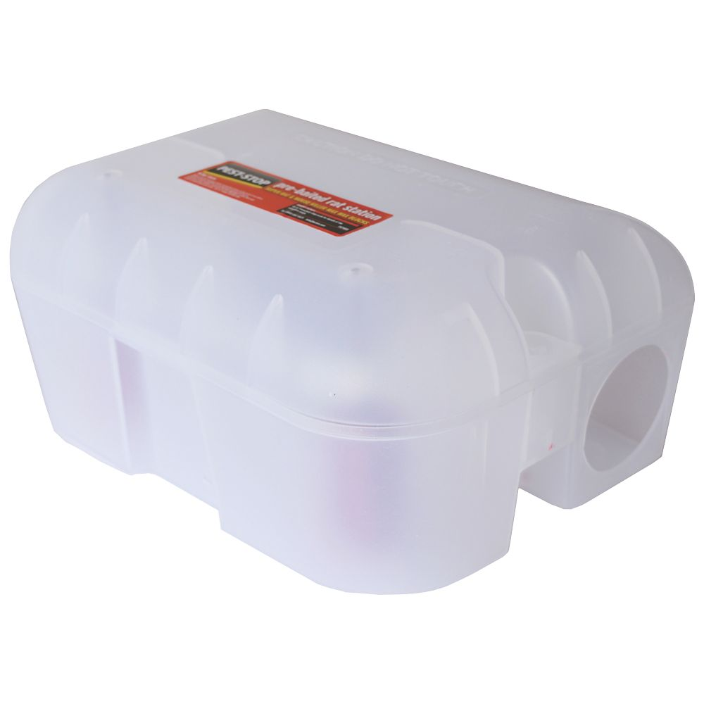 Pest-Stop Rodent Pre-Baited Station