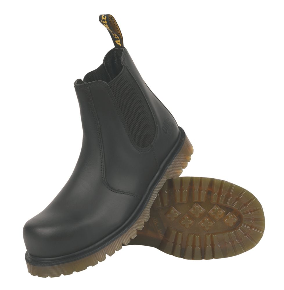 Dr Martens Icon 2228   Safety Dealer Boots Black Size 7