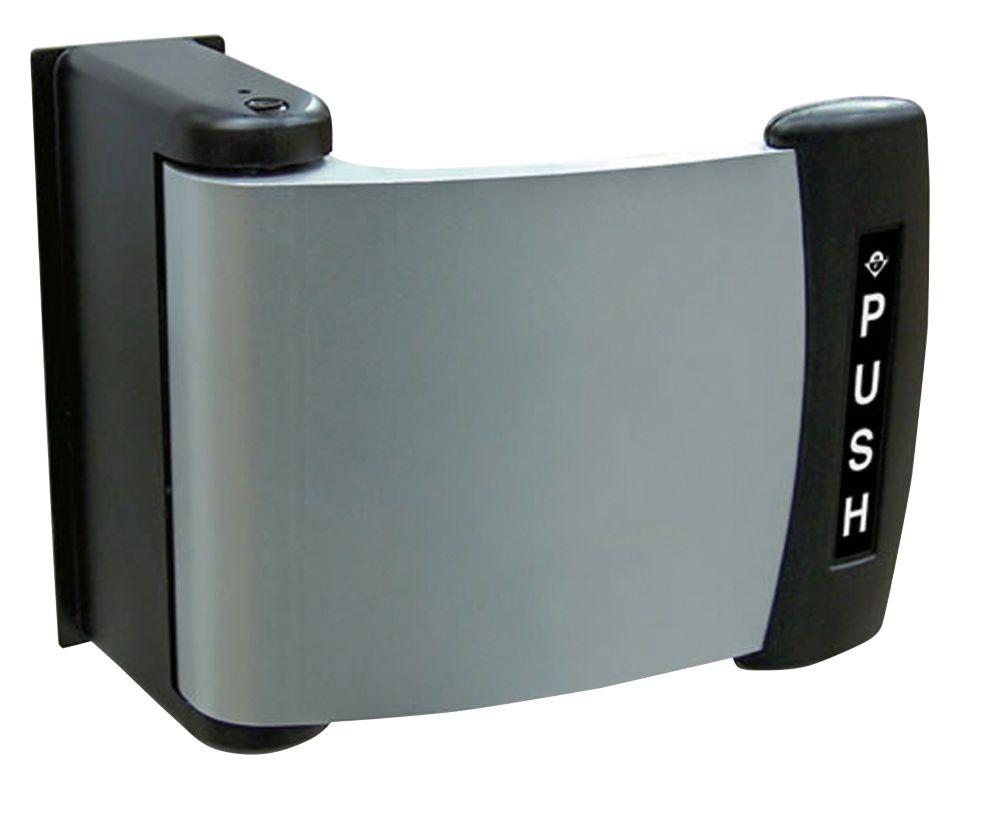 Union 4591-04-01-628 Adams Rite Metal Door Right-Hand Paddle Handle