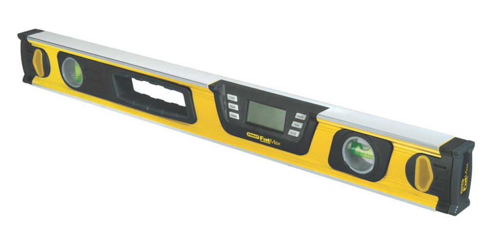 "Stanley FatMax  Digital Spirit Level 48"" (1200mm) 2 Pcs"