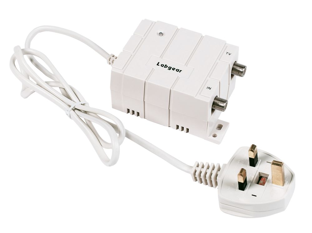 Labgear Screened Masthead Amp Power Supply 12V