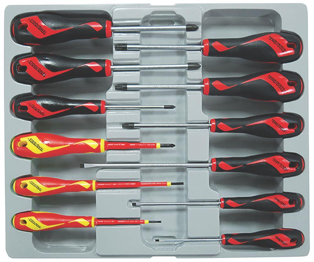 Teng Tools MD912N1 Mixed  Screwdriver Set 12 Pieces