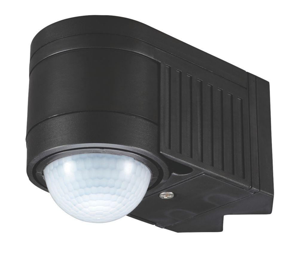Zinc Corner PIR Sensor 360°