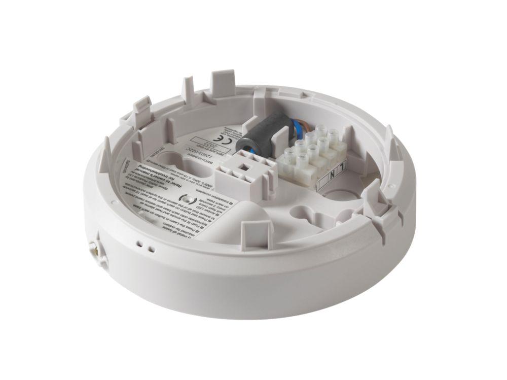 BRK  Wireless Interlink RF 10 Year Alarm Base