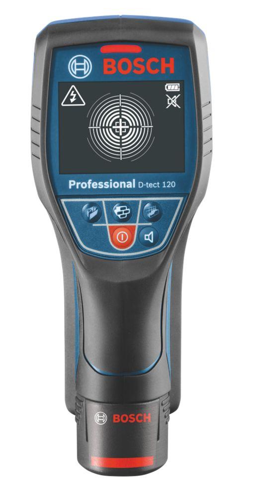 Bosch D-Tect 120 Digital Wall Scanner