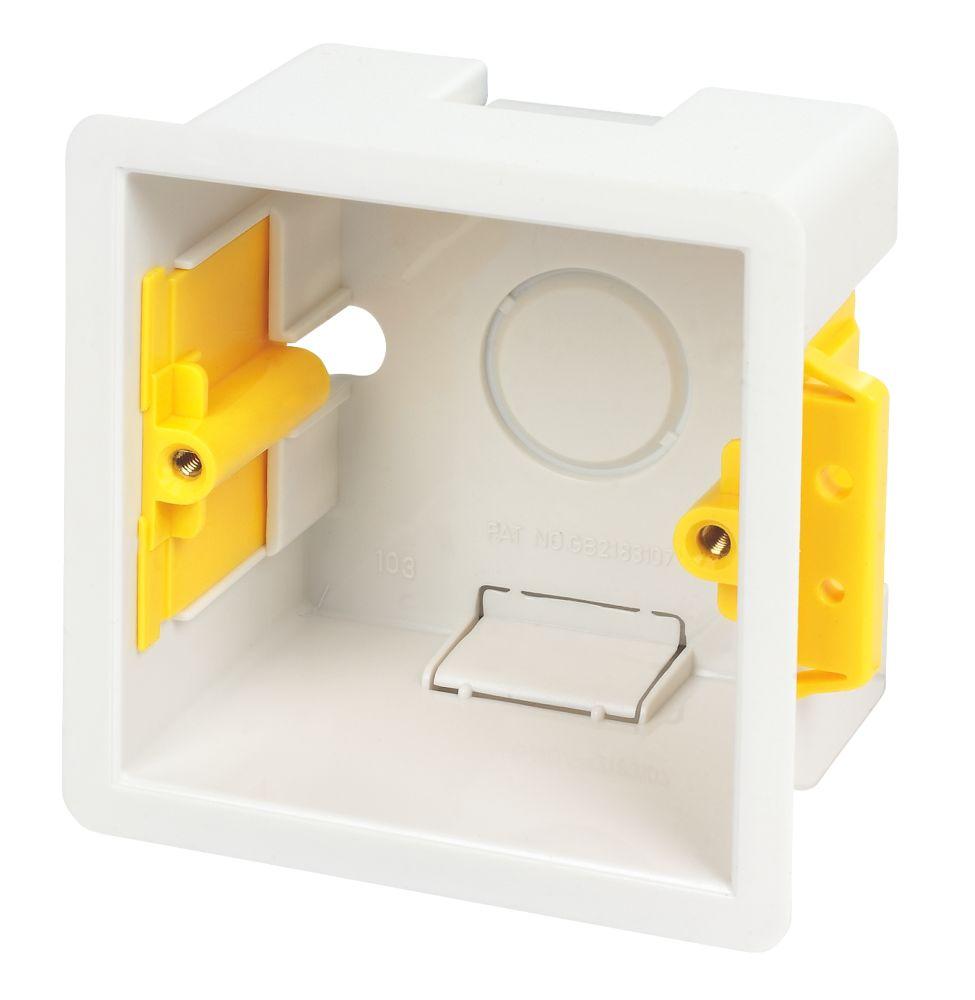 Appleby 1 Gang 47mm Dry Lining Box