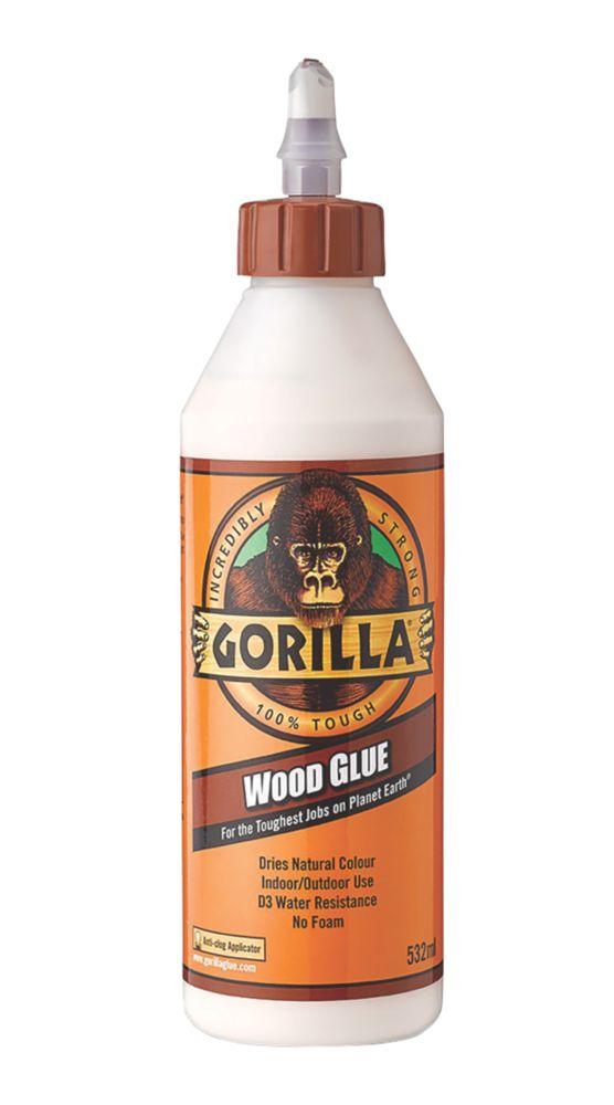 Gorilla Glue Wood Glue 532ml