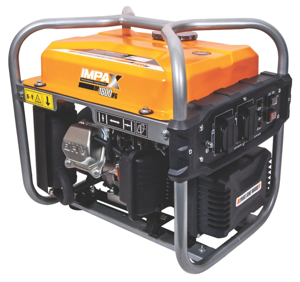 IMPAX IM1800IFG 1800W Inverter Frame Generator 240V