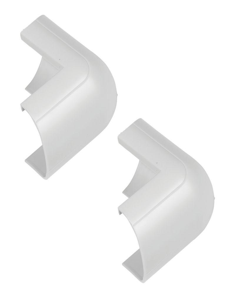 D-Line Mini External Bend 30 x 15mm 2 Pack