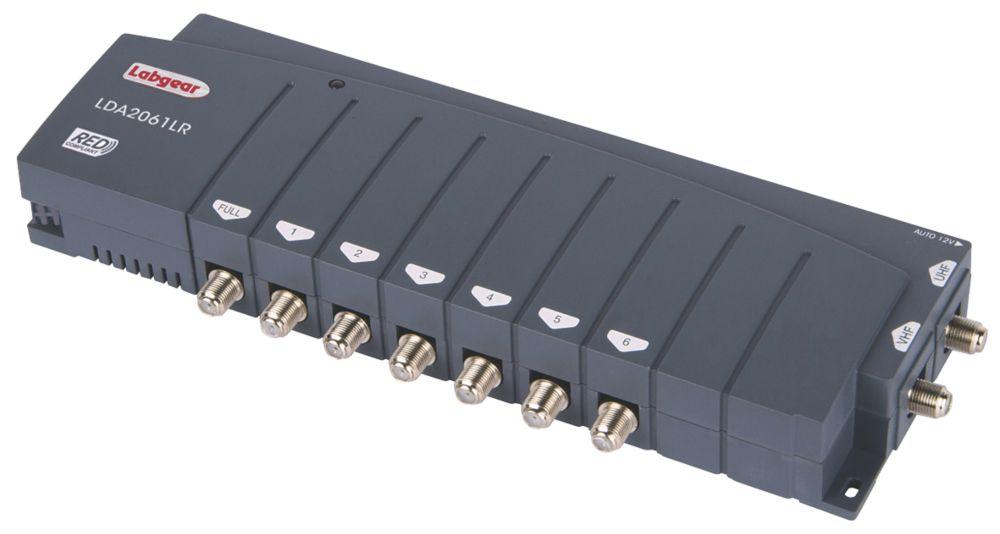 Labgear  6-Way Distribution Amplifier
