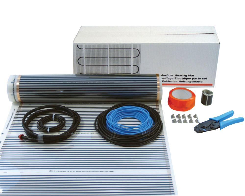 Klima Underfloor Heating Foil Kit for Wooden Floor 10m²