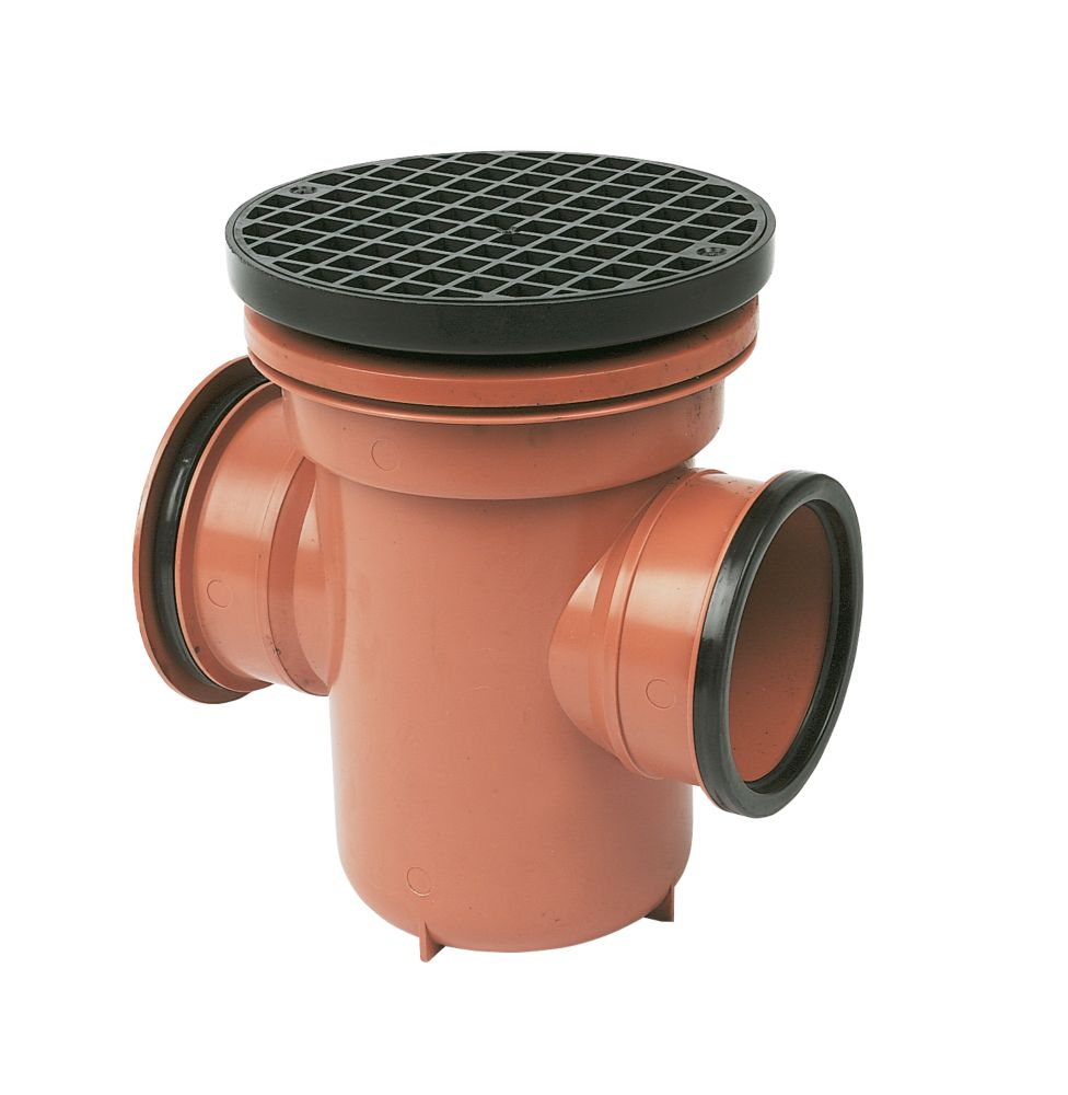 FloPlast D540 Round Top Gully