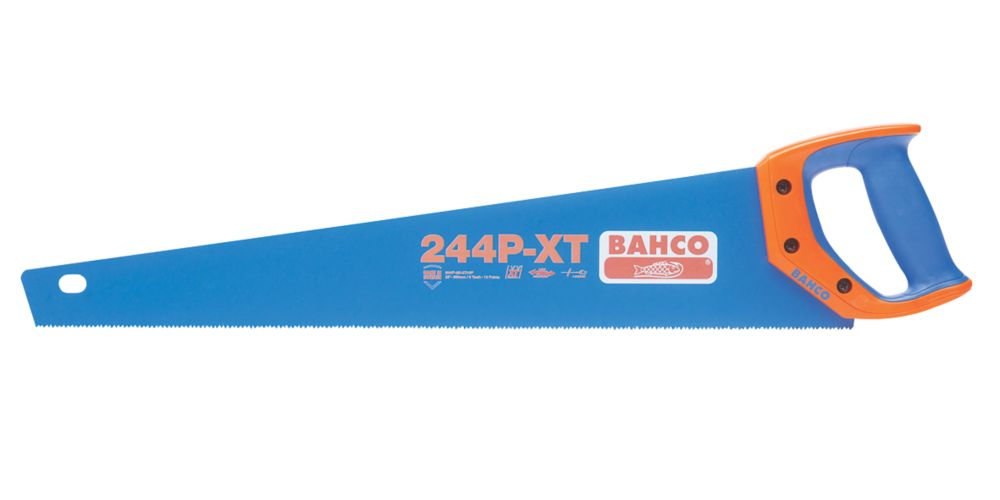 """Bahco  9tpi Wood Hard-Point Saw 22"""" (550mm)"""