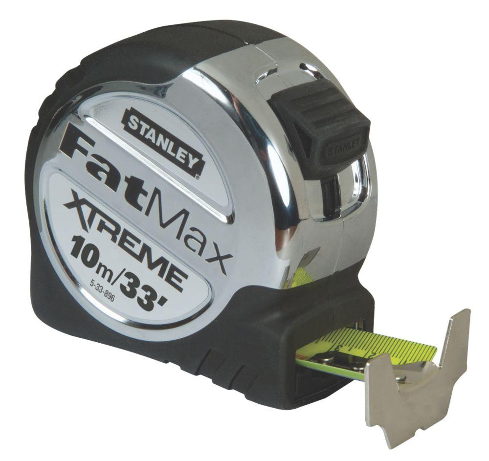 Stanley FatMax Pro 10m Tape Measure