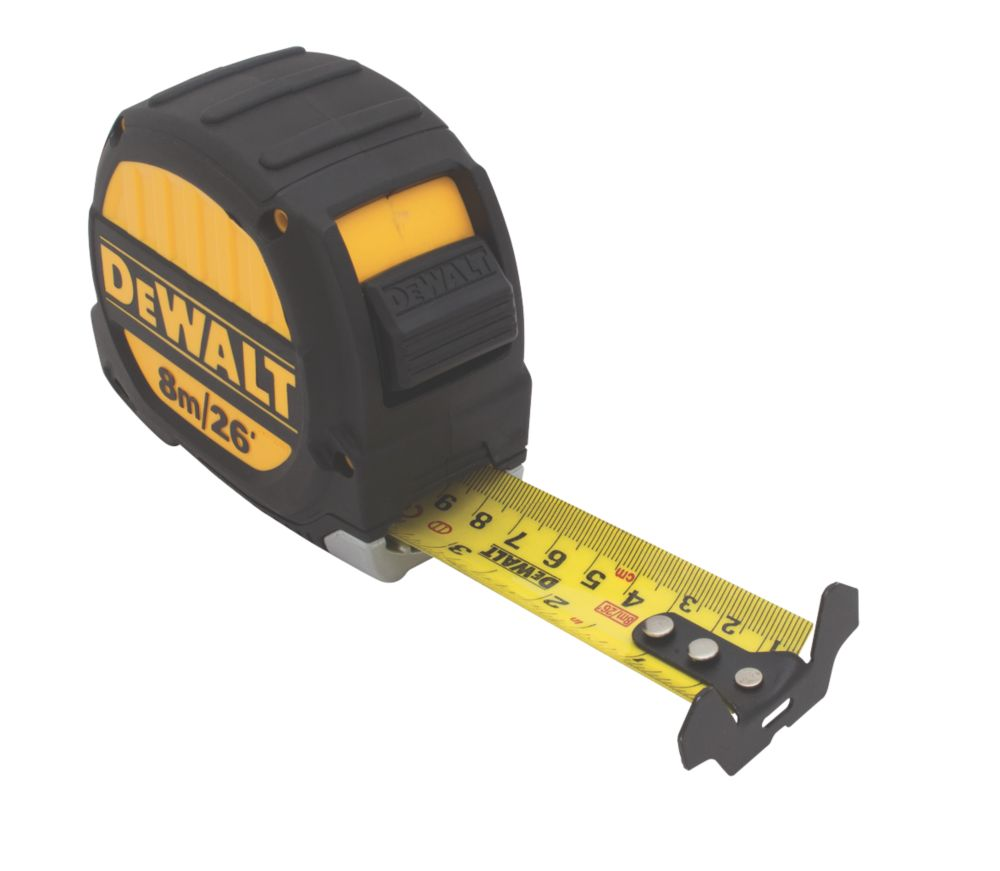 DeWalt  8m Tape Measure