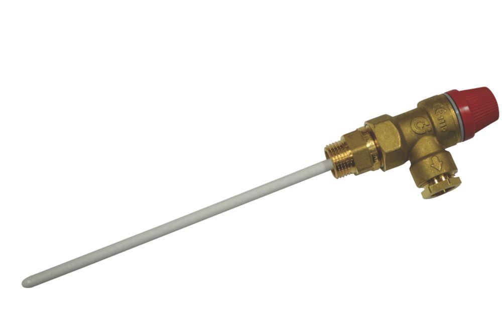Zip Pressure & Temperature Relief Valve 297 x 48mm