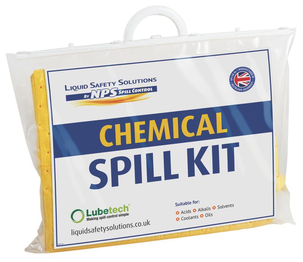 Lubetech  15Ltr Chemical Spill Kit
