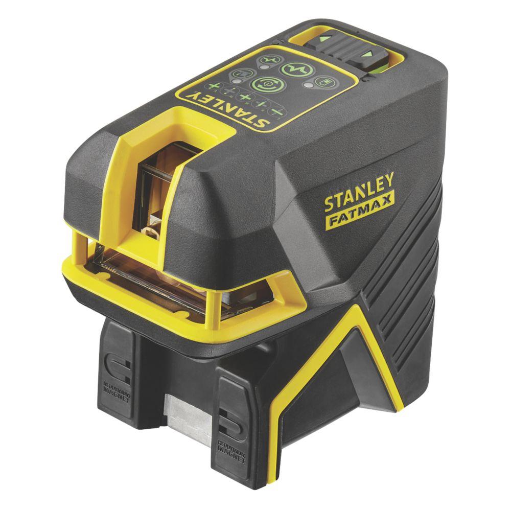 Stanley FatMax FMHT1-77442 Green Self-Levelling  Cross Green Laser Level