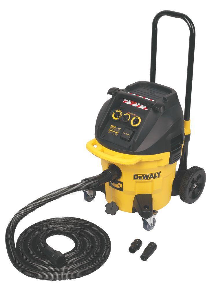 DeWalt DWV902M-LX 68Ltr/sec Electric Dust Extractor 110V