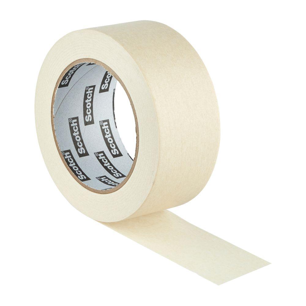 Scotch All Purpose Masking Tape 50m x 48mm