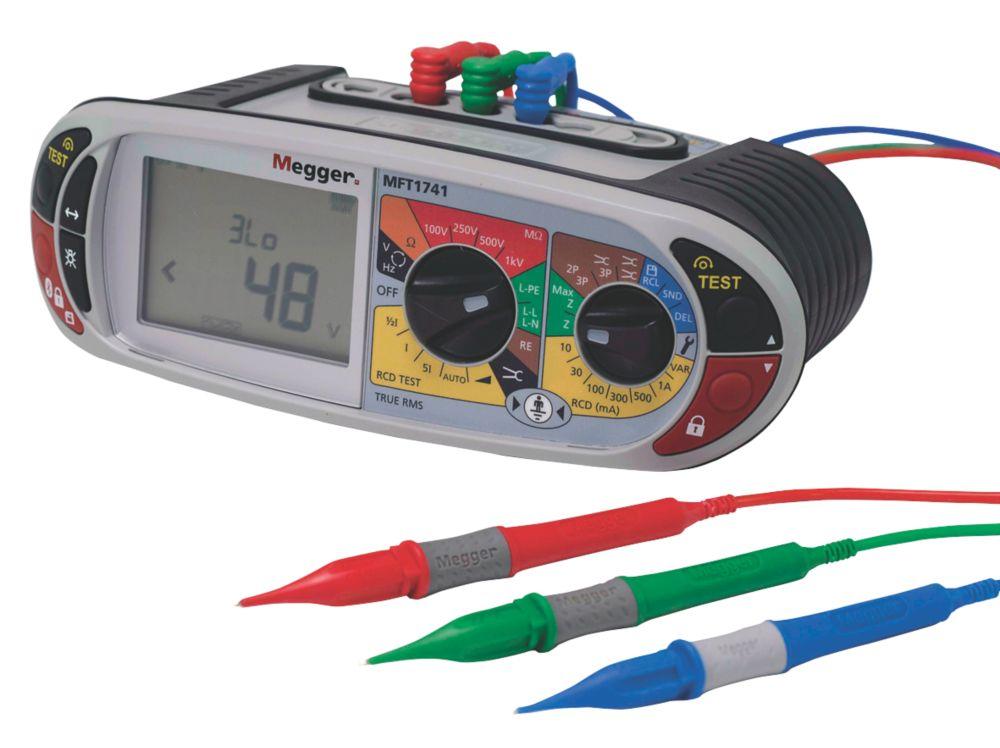 Megger MFT1741 Multifunction Tester