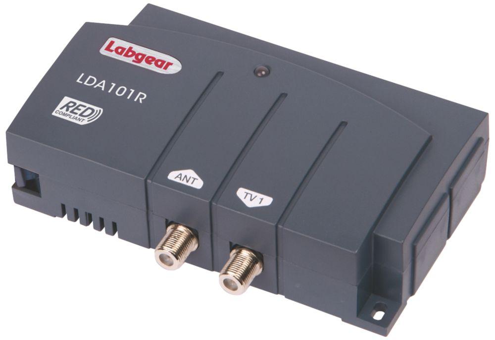 Labgear LDL101R 1-Way Distribution Amplifier