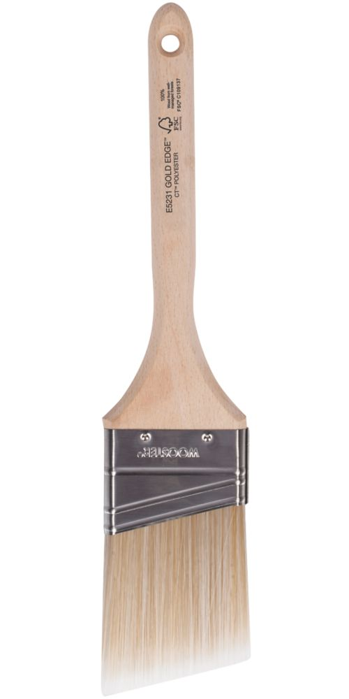 """Wooster Gold Edge Cutting-In Brush 2½"""""""