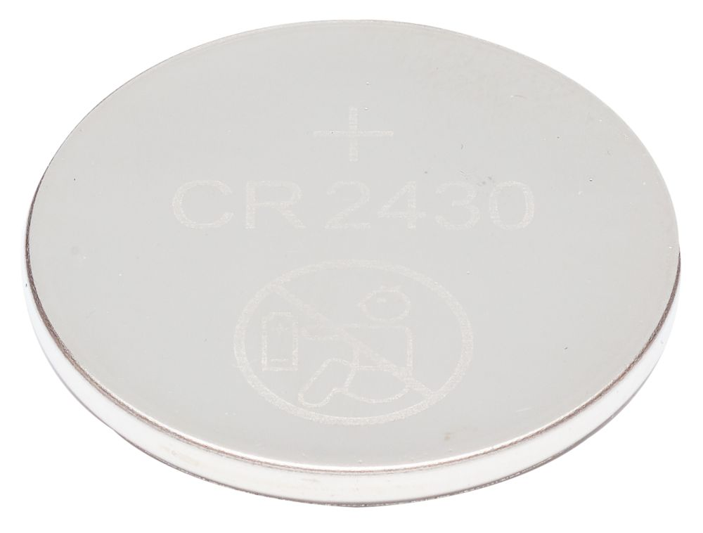 Diall CR2430 Coin Cell Battery