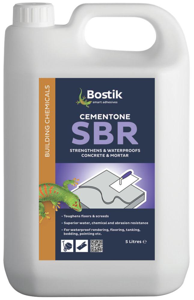 Cementone SBR Admixture White 5Ltr