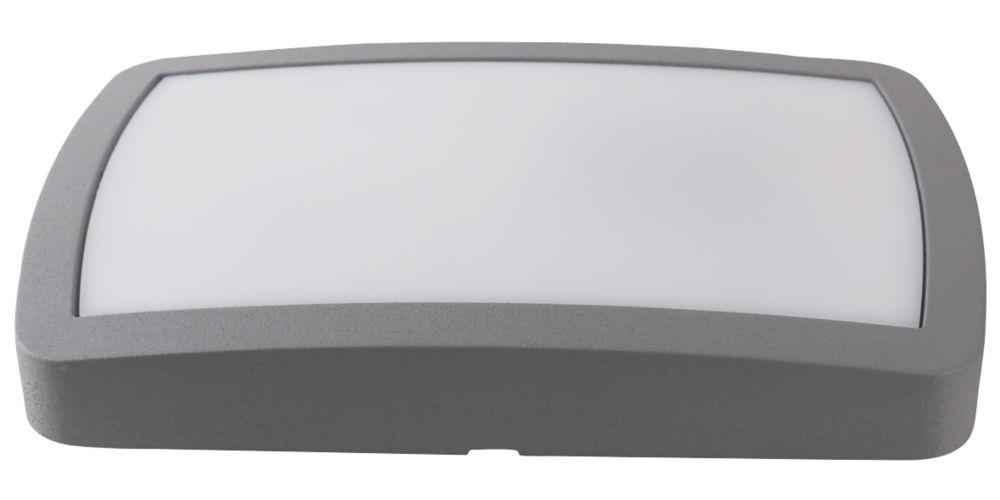 LAP  LED Bulkhead Dark Grey 11W
