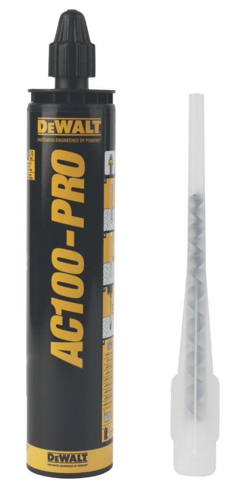 DeWalt AC100-PRO Styrene-Free Vinylester Resin 300ml