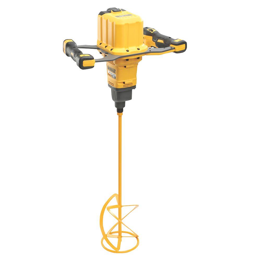 DeWalt DCD240X2-GB 54V 9Ah Li-Ion XR FlexVolt Brushless Cordless Dual-Handle Paddle Mixer