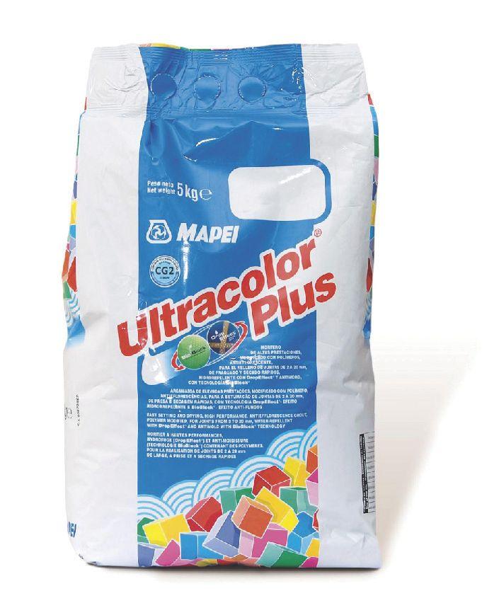 Mapei Ultracolour Plus Wall & Floor Grout Manhattan Grey 5kg